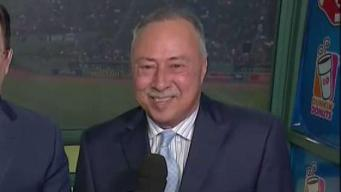 Red Sox Broadcaster Jerry Remy Announces He's Cancer Free
