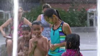Here's Where to Keep Cool During Boston's Heat Emergency