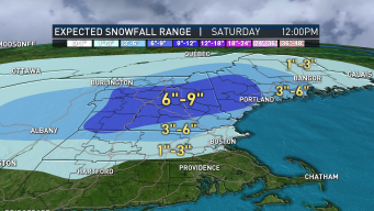 Messy Snow Ahead, More on Way for Christmas