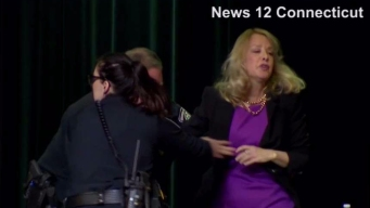 Candidate Removed From Gubernatorial Debate by Police