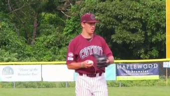 Local Baseball Star Gets to Live Out His Dream
