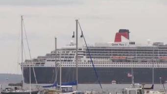 Locals Split on Economic Impact of Cruise Ships in Harbor