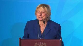 Maine Gov. Janet Mills Tells UN State Will Go Carbon Neutral by 2045