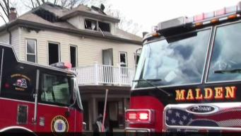Officials: Propane Tanks Blow Up Amid 3-Alarm House Fire
