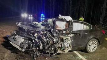 Man Killed in Fiery Crash in Spencer