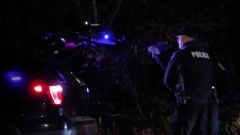 Man Swings Bat at People in Suspected Car Breakin Spree