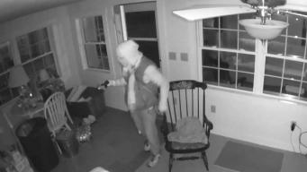 Man Wanted for NH Home Break-ins Caught on Camera
