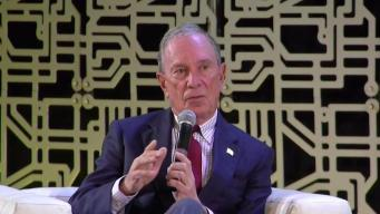 Michael Bloomberg Speaks at HUBweek