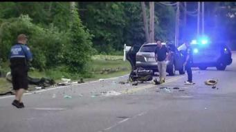 Motorcyclist Dies From Crash Injuries