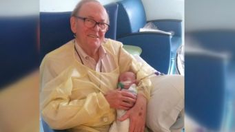 Man Known as NICU Grandpa Helping Families