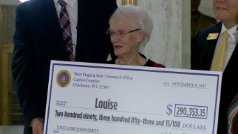 Lost & Found: 90-Year-Old Reunited With $290K