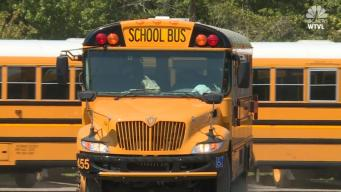 Student Shot While Waiting for School Bus