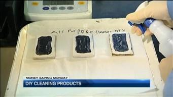 Monday Saving Mondays: DIY Cleaning Products