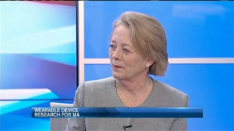 Rep. Niki Tsongas Discusses Her Recent Trip to the Middle East