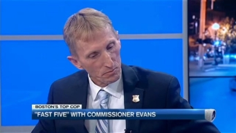"""""""Fast Five"""" With Commissioner Evans"""