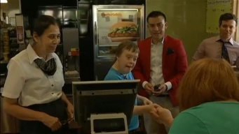 Woman With Down Syndrome Retires After Decades at McDonald's