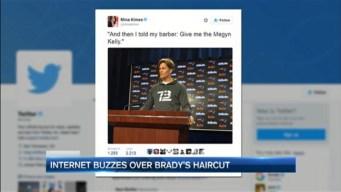 Fans Mock Tom Brady's New Haircut