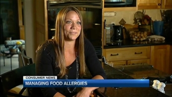 Managing Food Allergies With an App