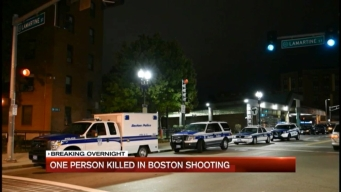 1 Killed in Overnight Shooting in Boston