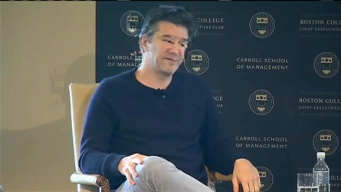 Uber Founder and CEO Travis Kalanick
