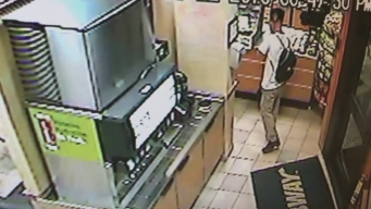Suspect Steals Money from Tip Jar at Subway Restaurant