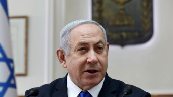 Israel PM Netanyahu Charged in Corruption Cases