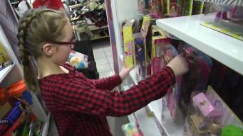 8-Year-Old Goes Black Friday Shopping, Donates Toys