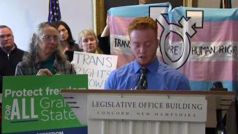 NH Lawmakers Hear Testimony on Transgender Rights