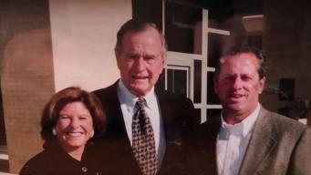 Kennebunkport Remembers Former President George HW Bush