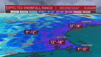 3rd March Nor'easter to Bring More Than a Foot of Snow