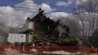 Old Home Torn Down, New One to Be Given Away For Free