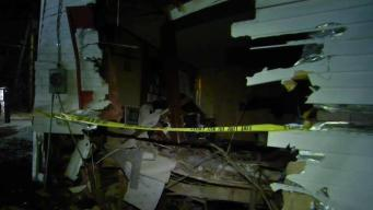 Nobody Injured After Truck Slams Through Templeton Home
