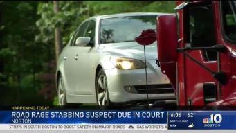 Norton Mass Road Rage Suspect Faces Judge