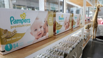 Price of Pampers Rising Due to P&G's Shrinking Profits