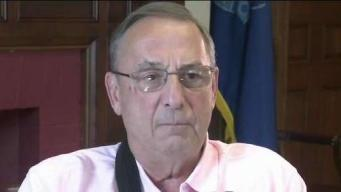 Candidates Sue LePage Over Public Campaign Money Hold-Up