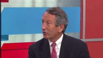 Presidential Candidate Mark Sanford Talks Primaries, Move to NH