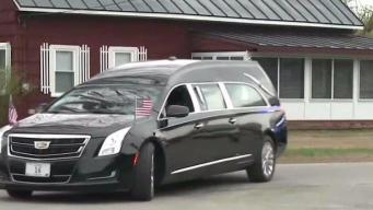 Mourners Attend Wake for Slain Maine Cpl. Eugene Cole