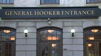 General Hooker: Controversy Over Mass. State House Entrance