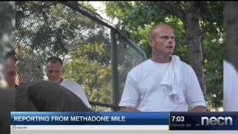 Reporting from Methadone Mile