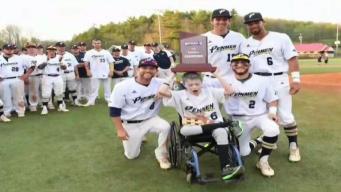 College Baseball Team Inspired by Teen Who Had Brain Tumor