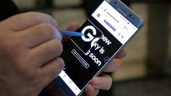 FAA's Samsung Smartphone Warning