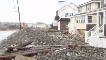 Scituate Homes Without Power as Next Nor'easter Nears