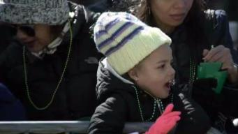 Boston Celebrates Boisterous 117th St. Patrick's Day Parade