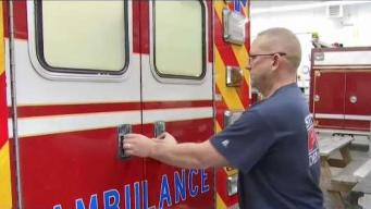 Sterling Paramedics Deliver Twins on Side of Highway