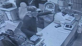 Store Owner Wards Off Would-Be Robber Dressed as Ninja