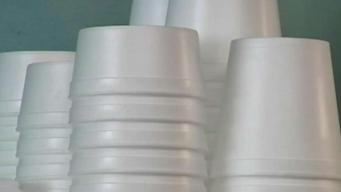 Maine Could Be First State to Ban Foam Food Containers