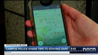 Suffolk University Rolls Out App for Student Safety
