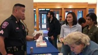 Suffolk in the City: Coffee With a Cop