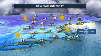 Cold St. Patrick's Day; 4th Nor'easter Not Likely