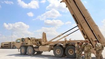 Saudi Arabia, US Move Toward $15B THAAD Missile Deal